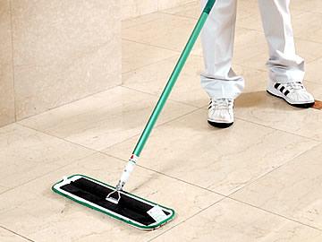 床やフロアの清掃・除菌